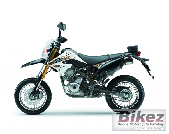 2012 Kawasaki D-Tracker 125 photo
