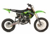 2012 Kawasaki KX85-II Monster Energy