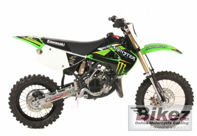 2012 Kawasaki KX 85-I Monster Energy photo