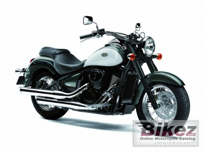 2012 Kawasaki VN900 Classic Special Edition photo