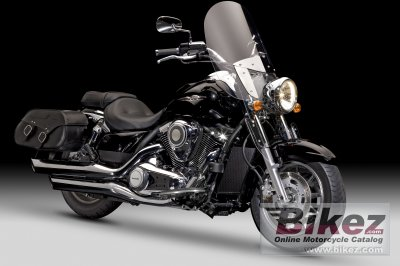 2012 Kawasaki VN1700 Light Tourer photo
