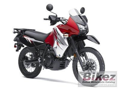 2012 Kawasaki KLR 650
