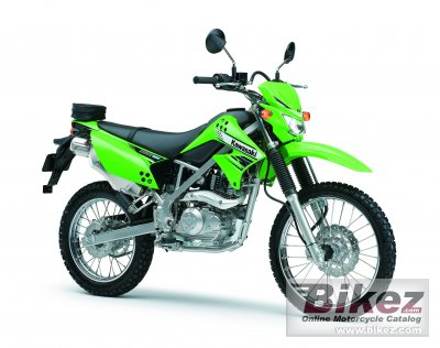 2012 Kawasaki KLX 125 specifications and pictures