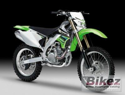 2012 Kawasaki KLX450R