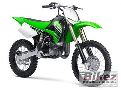 2012 Kawasaki KX 100