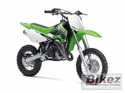 2012 Kawasaki KX 65