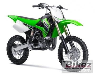 2012 Kawasaki KX 85