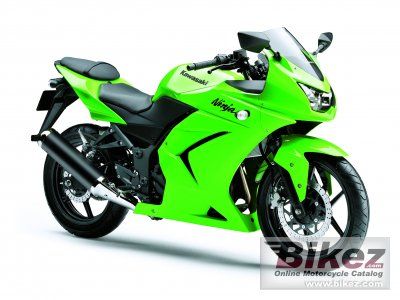 2012 Kawasaki Ninja 250R specifications and pictures