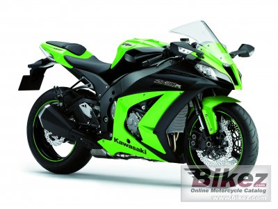 2012 Kawasaki Ninja ZX-10R specifications and pictures