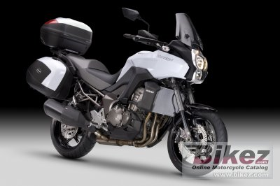 2012 Kawasaki Versys 1000 Grand Tourer