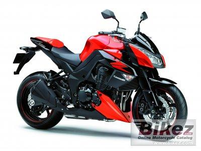 2012 Kawasaki Z1000
