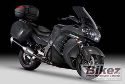 2013 Kawasaki 1400GTR Grand Tourer