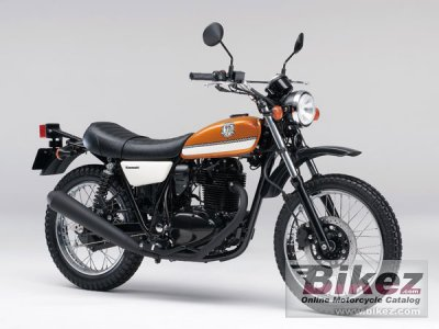2013 Kawasaki 250TR