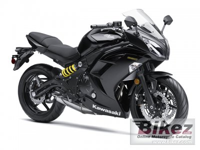 2013 Kawasaki Ninja 650 ABS photo