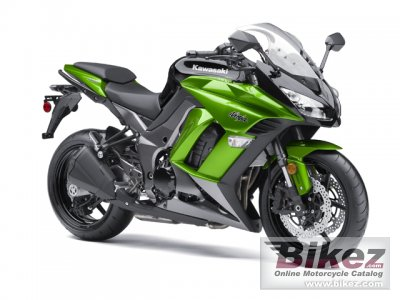 2013 Kawasaki Ninja 1000 ABS photo