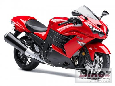 2013 Kawasaki Ninja ZX -14R ABS photo