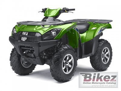 2013 Kawasaki Brute Force 750 4x4i EPS photo