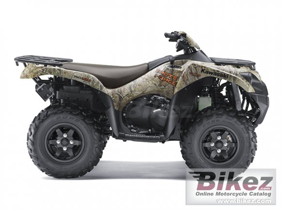 2013 Kawasaki Brute Force 750 4x4i EPS Camo photo