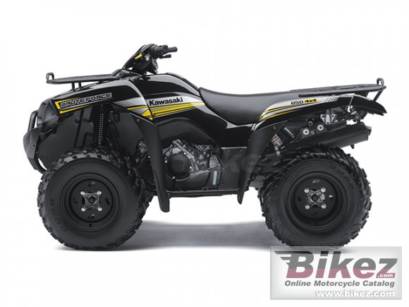 2013 Kawasaki Brute Force 650 4x4 photo