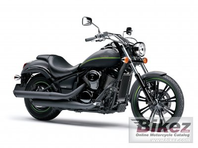 2013 Kawasaki VN 900 Custom photo