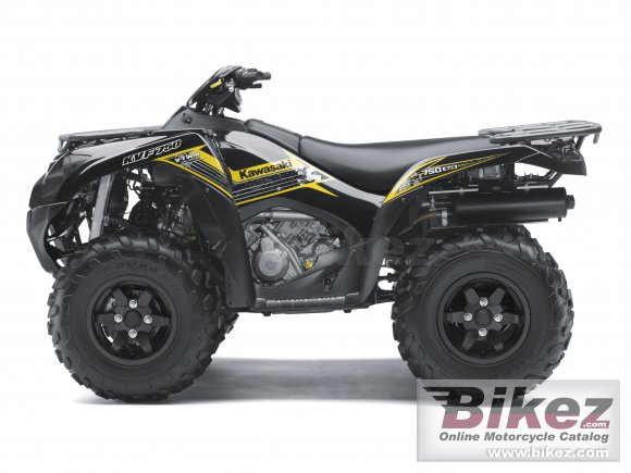 2013 Kawasaki KVF750 4x4 EPS photo