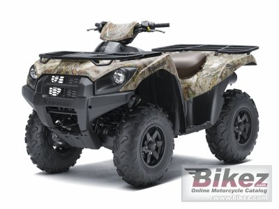 2013 Kawasaki KVF750 4x4 EPS Camo photo