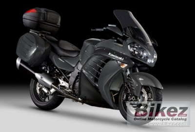 2013 Kawasaki 1400GTR Grand Tourer photo