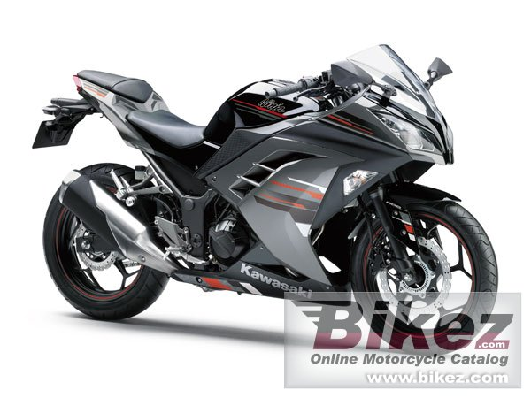 Big Kawasaki ninja 250 abs special edition picture and wallpaper from Bikez.com