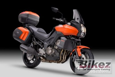 2013 Kawasaki Versys 1000 Grand Tourer photo