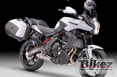 2013 Kawasaki Versys Tourer photo