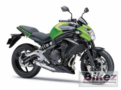 2013 Kawasaki ER-6nL (LAMS) ABS photo