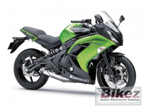2013 Kawasaki Ninja 650L (LAMS) ABS photo