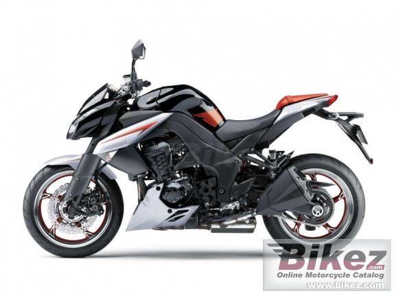 2013 Kawasaki Z 1000 ABS Special Edition photo
