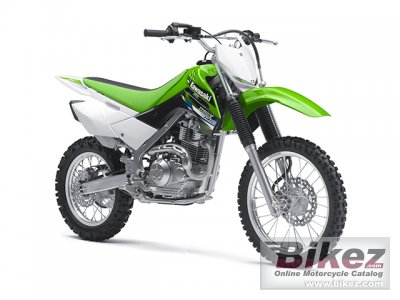 Prime 2013 Kawasaki Klx 140 Specifications And Pictures Machost Co Dining Chair Design Ideas Machostcouk