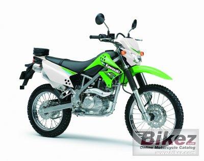 2013 Kawasaki KLX125