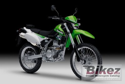 2013 Kawasaki KLX250 specifications and pictures