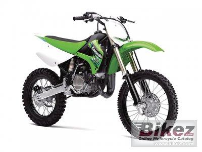 2013 Kawasaki KX 100