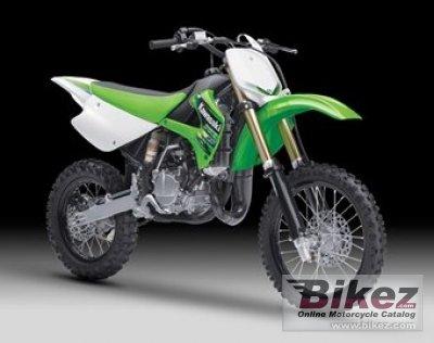2013 Kawasaki KX85-I
