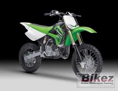 2013 Kawasaki KX85-II