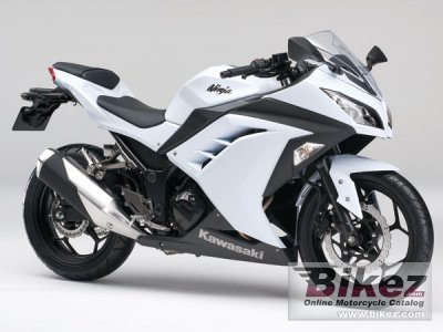 2013 Kawasaki Ninja 250 Specifications And Pictures