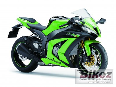 2013 Kawasaki Ninja Zx 10r Specifications And Pictures