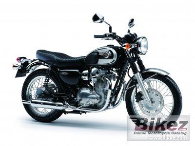 2013 Kawasaki W800