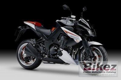 2013 Kawasaki Z1000 Special Edition
