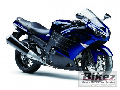 2013 Kawasaki ZZR 1400 Special Edition