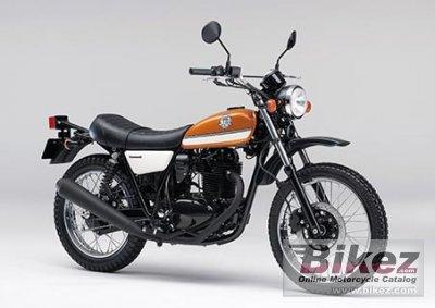 2014 Kawasaki 250TR