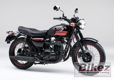 2014 Kawasaki W800 Special Edition photo
