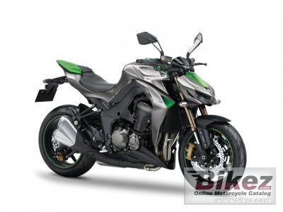 2014 Kawasaki Z1000 Special Edition photo