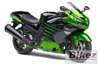2014 Kawasaki Ninja ZX-14R ABS photo