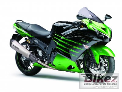 2014 Kawasaki ZZR 1400 Performance photo