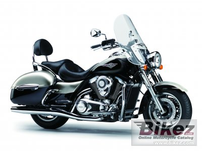 2014 Kawasaki VN 1700 Classic Tourer photo